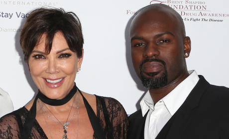 Kim Kardashian: I'm on Team Corey Gamble!