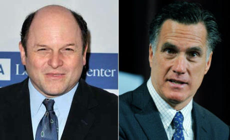 Jason Alexander Responds to Mitt Romney's George Constanza Name-Dropping