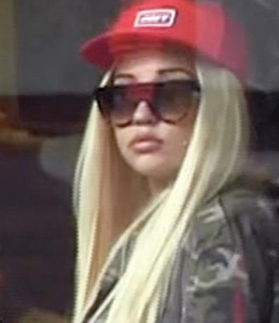 Amanda Bynes' New Look
