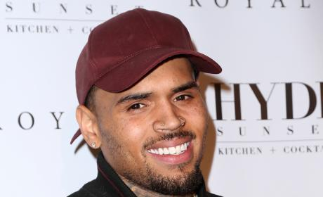 One Happy Chris Brown