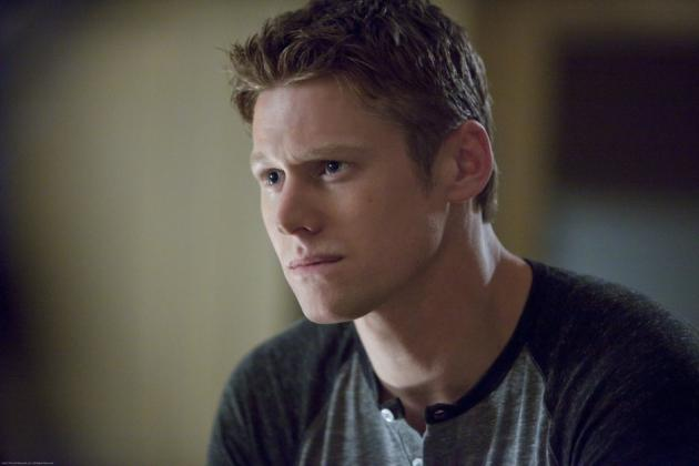 Zach Roerig on TVD