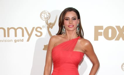 Emmy Awards Fashion Face-Off: Sofia Vergara vs. Christina Hendricks