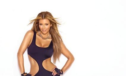 Kim Kardashian Calendar: Sneak Peek!
