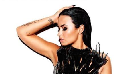 Demi Lovato Reveals Album Cover, Track List (In Very Cool Fashion)
