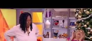 Whoopi Goldberg Farts (Again) on The View