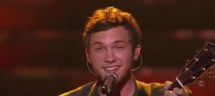 Phillip Phillips Makes American Idol History