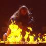 Beyonce Fire Photo