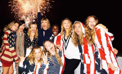Taylor Swift Squad Gathers for July 4, Judges Tom Hiddleston