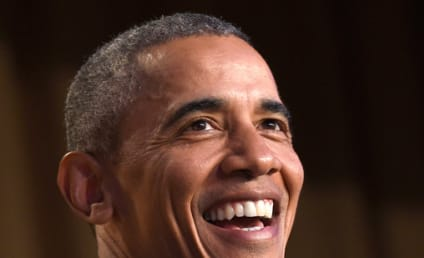 Barack Obama Brings Down the (White) House: His Best Jokes!