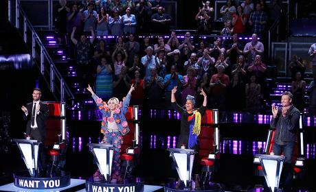 The Voice Season 11 Photo