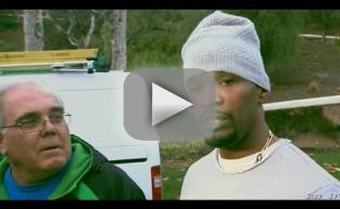 Jamie Foxx Saves a Life, Denies Being a Hero