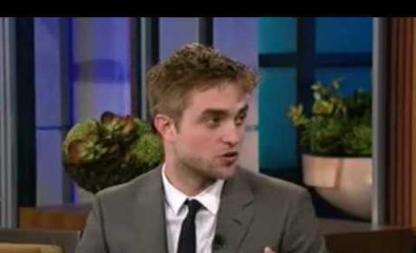 Robert on The Tonight Show