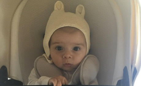 Kourtney Kardashian: Check Out My RAD Little Bunny!
