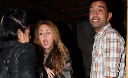 Miley Cyrus was Caught Smoking What?!?
