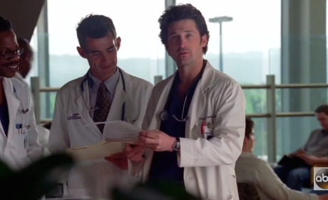 Grey's Anatomy: Derek Shepherd (In Memoriam)