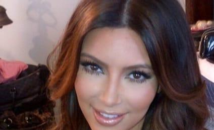 Kim Kardashian: New Hair! New Beginnings! Same Breasts!