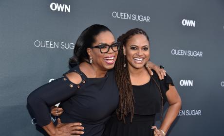 Oprah Laughs!