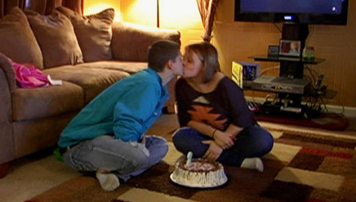 Catelynn Lowell and Tyler Baltierra Photo