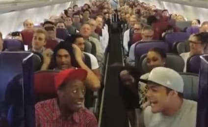 """Lion King Cast Takes Over Flight, Brings Passengers Into """"The Circle of Life"""""""