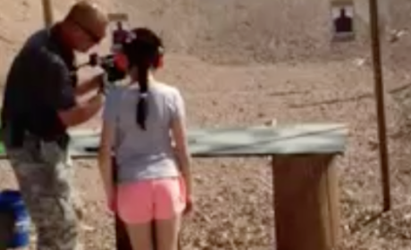 Girl, 9, Accidentially Kills Shooting Instructor With Uzi in Arizona
