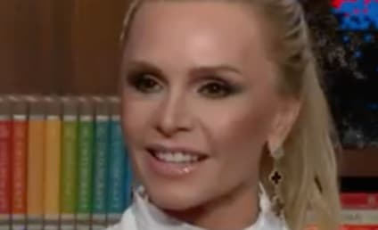 Tamra Judge: My Husband is Not Gay! Sheesh!