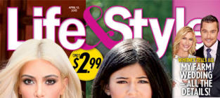 71 Krazy Kardashian Tabloid Kover Klaims