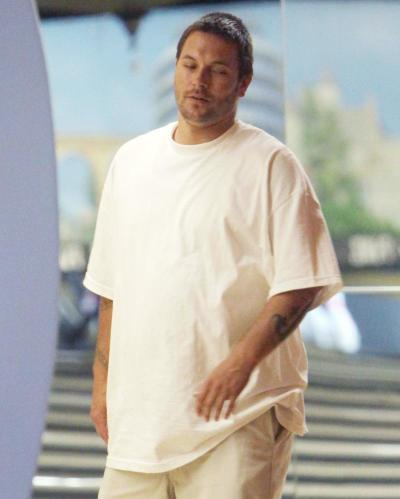 Fat Kevin Federline Photo