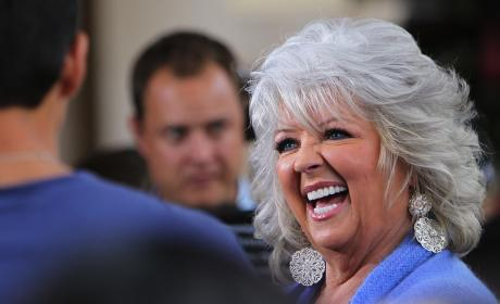 Paula Deen to Go Dancing With the Stars?
