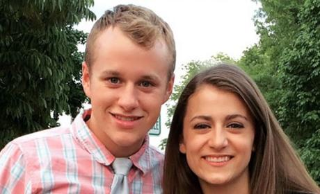 Josiah Duggar and Marjorie Jackson Picture