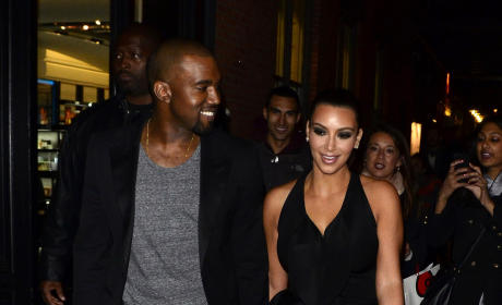 What shoud we call Kim Kardashian and Kanye West?