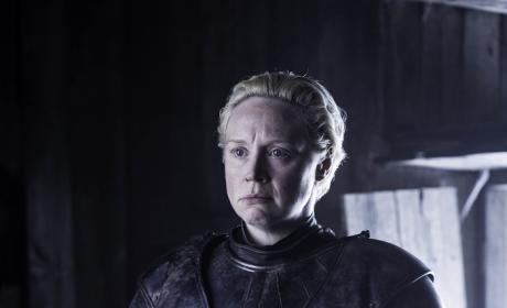 Brienne is Ready to Fight
