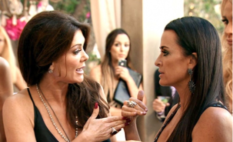 The Real Housewives of Beverly Hills Reunion Recap: The Claws Come Out