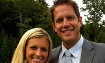 Chris Lambton and Peyton Wright: Married!