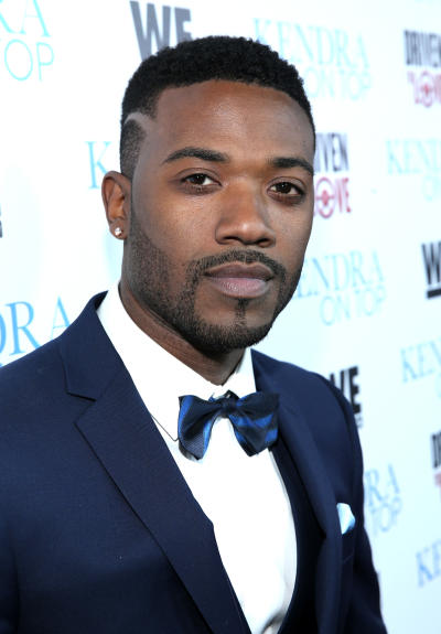 Ray J in a Bow Tie