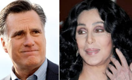 "Cher Goes Off on Mitt Romney, ""Right Wing Racist Homophobic Women Hating Tea Bagger Masters"""