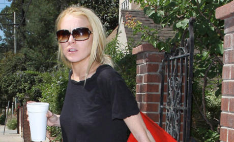 Lindsay Lohan: One Day, Three Awful Fashion Moves
