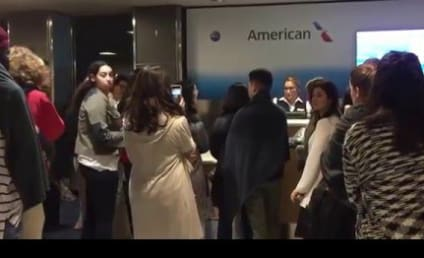 Mother's Epic Airport Tirade: Caught on Camera!