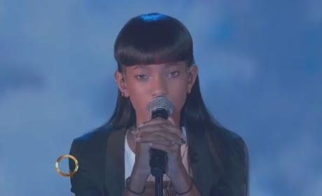 "Willow Smith - ""Summer Fling"" (Live)"