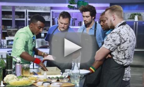 The Taste Season 3 Episode 2 Recap: Under the Sea