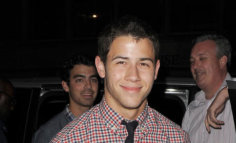 Happy 20th Birthday, Nick Jonas!