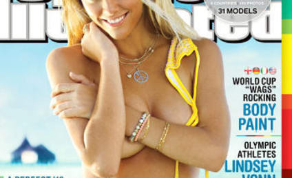 Brooklyn Decker Removes Top, Covers 2010 Sports Illustrated Swimsuit Edition