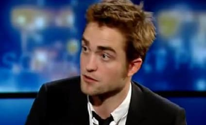Robert Pattinson Interview: On Arguing with Adele, Fighting Douchebaggery