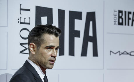 Colin Farrell: 2015 Moet British Independent Film Awards