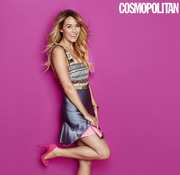 Lauren Conrad Cosmo Photo