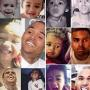 Chris Brown Baby Montage