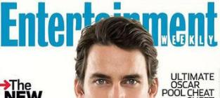 Matt Bomer as Christian Grey: First (Fake) Look!