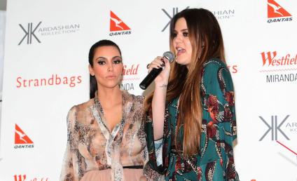 Kim and Khloe Kardashian Meet With Prime Minister of Armenia, Presumably Discuss Selfies