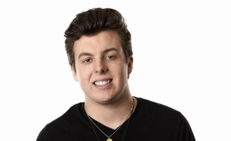 Did Alex Preston deserve to go home on American Idol?