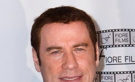 John Travolta Losing His Hair