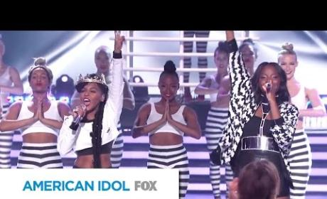 "Adanna Duru and Janelle Monae - ""Yoga"""